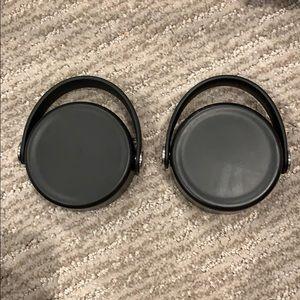 Two hydro flask lids